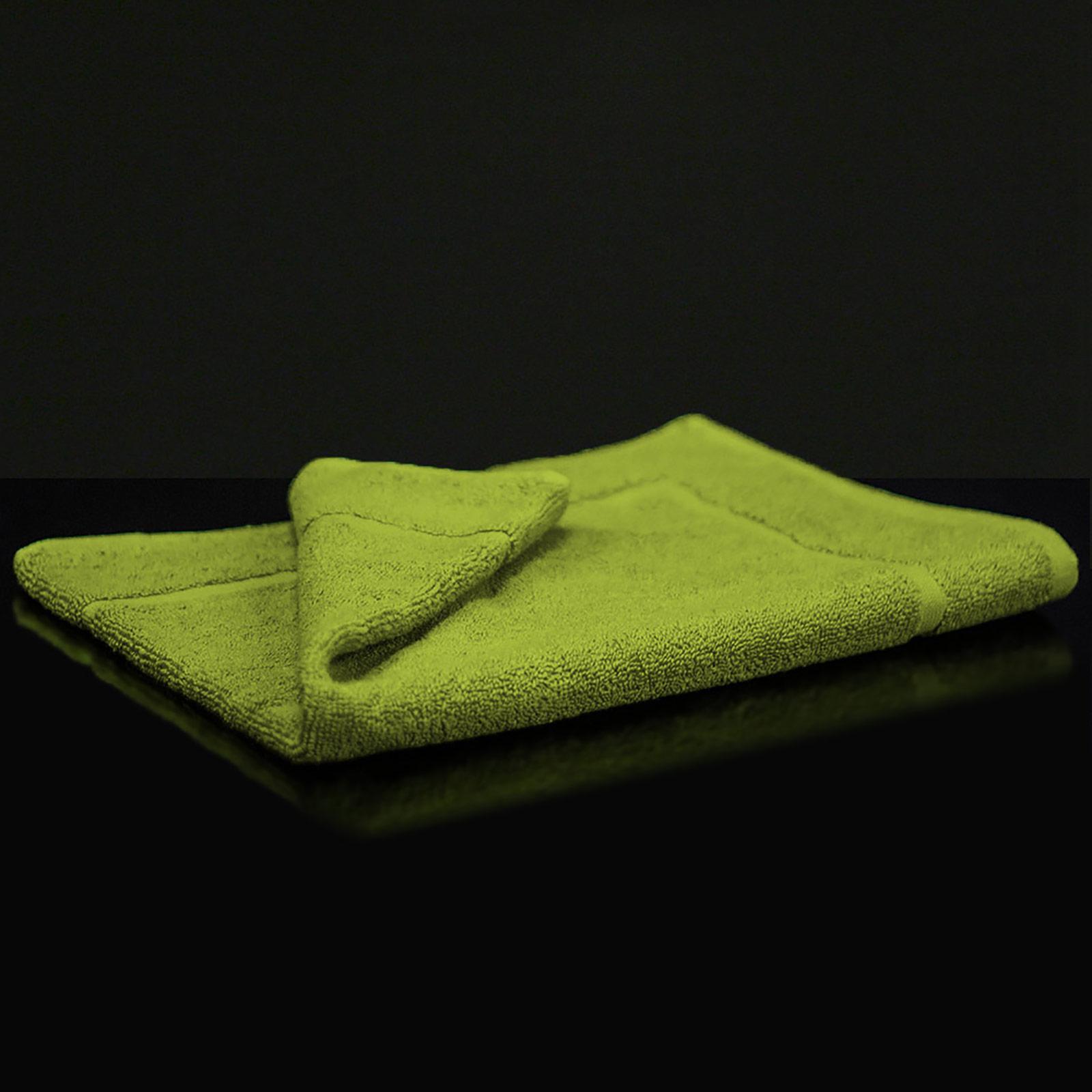 2 badvorleger gr n duschvorleger badteppich vorleger dusche bad baumwolle ebay. Black Bedroom Furniture Sets. Home Design Ideas